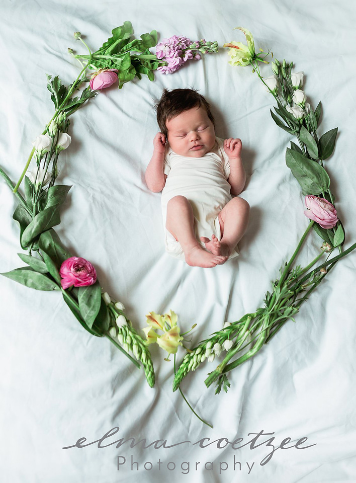 Newborn lifestyle session elma coetzee photography